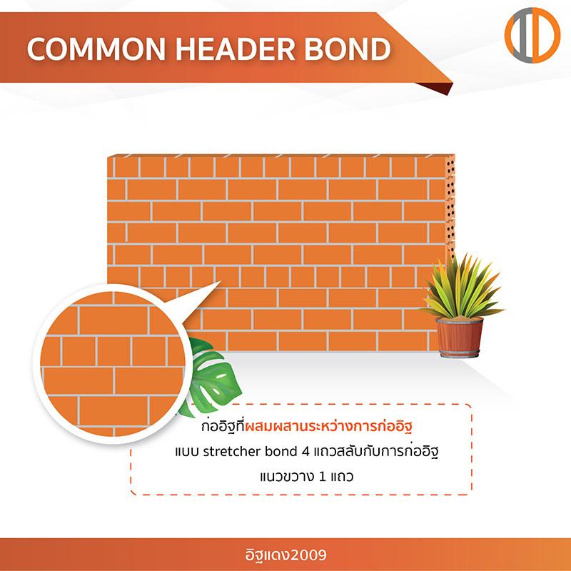 Common Header bond