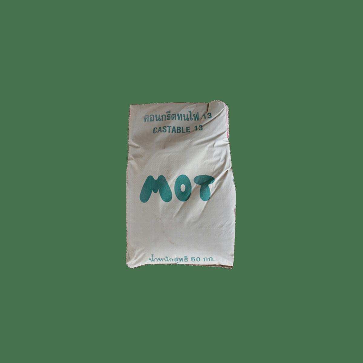 คอนกรีตทนไฟ MOT CAST 13