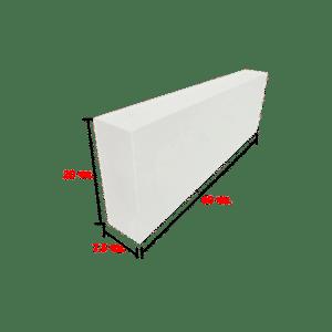 อิฐมวลเบา 20x60x7.5 ซม.