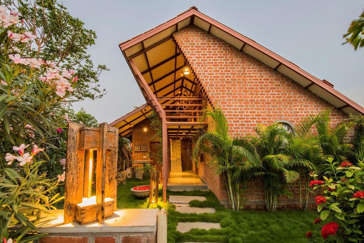 อิฐทั่วโลก : Palasvada Residence