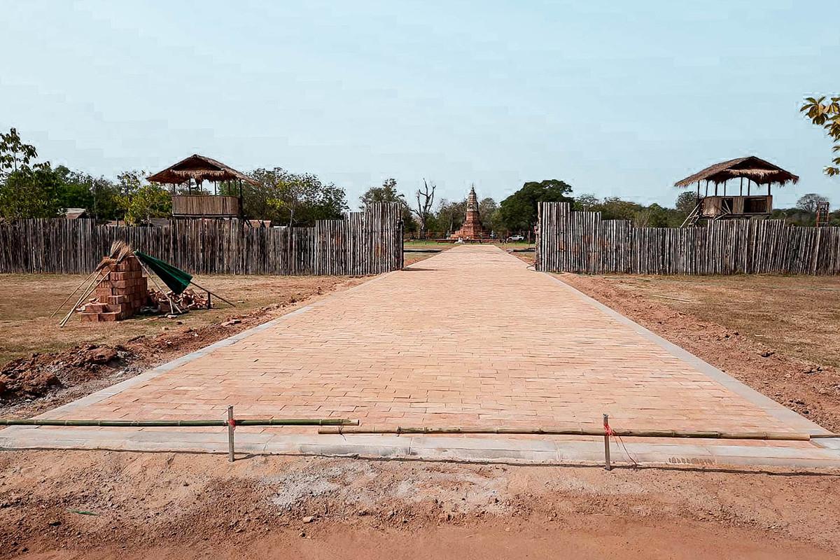โบราณสถานพระธาตุยาคู