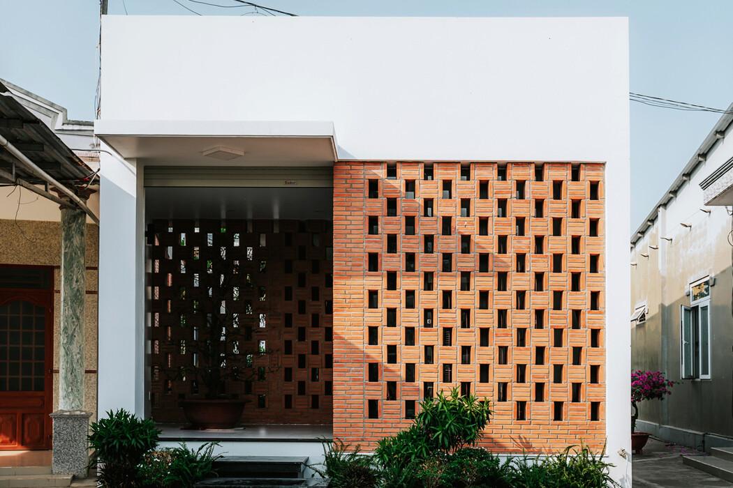 อิฐทั่วโลก : Small House 01 (VIETNAM)