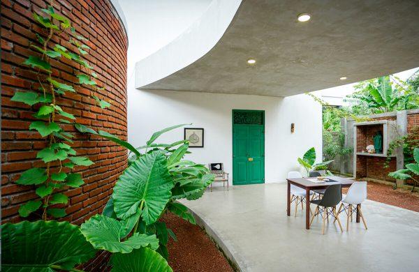 อิฐทั่วโลก : The Culdesac Residence
