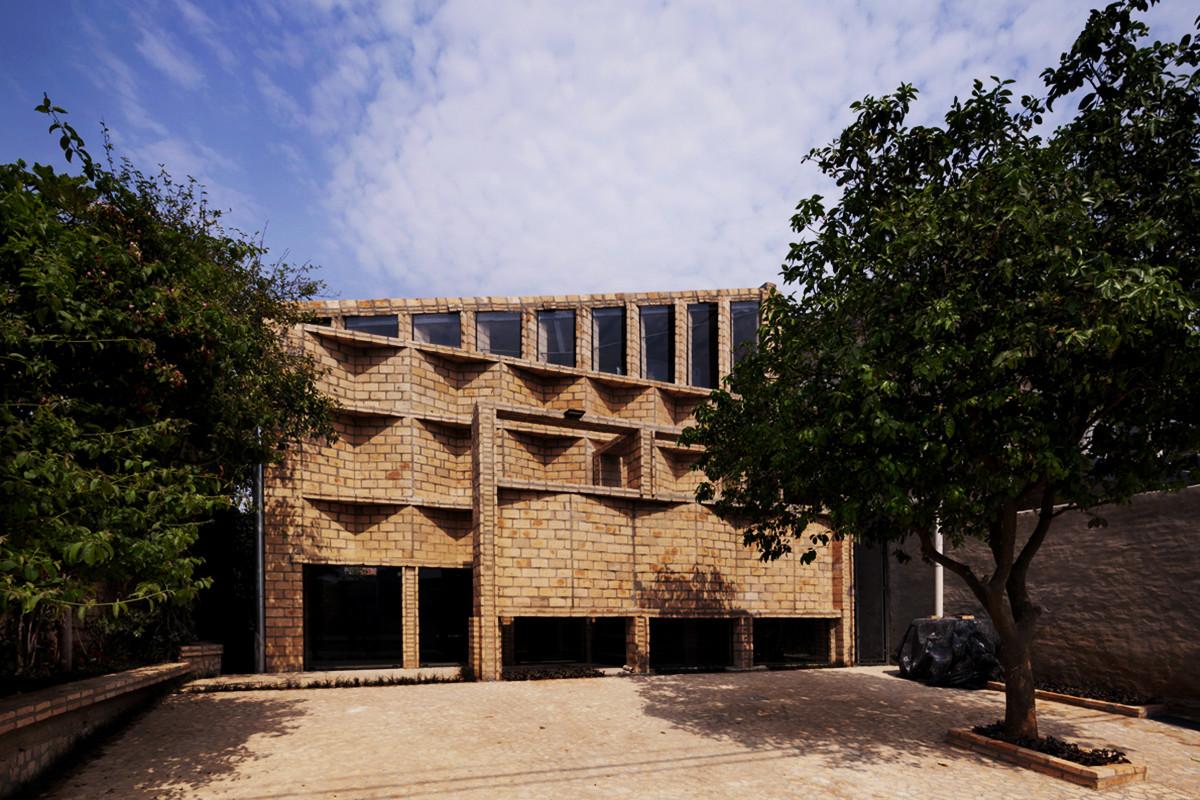 อิฐทั่วโลก : Oficinas Nordeste PARAGUAY