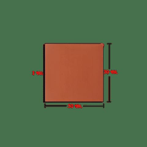 กระเบื้องปูพื้น 1x30x30 ซม. (นำเข้า.)