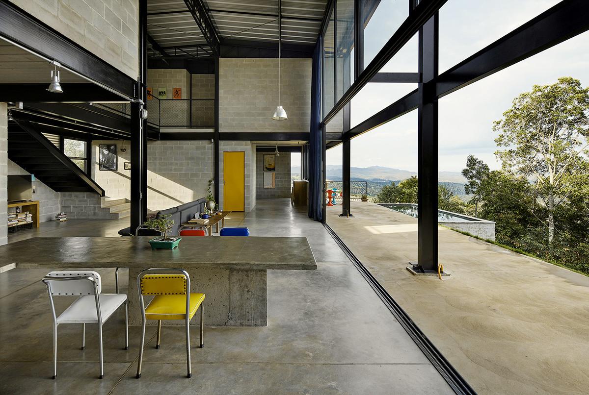 Shed House-BRAZIL