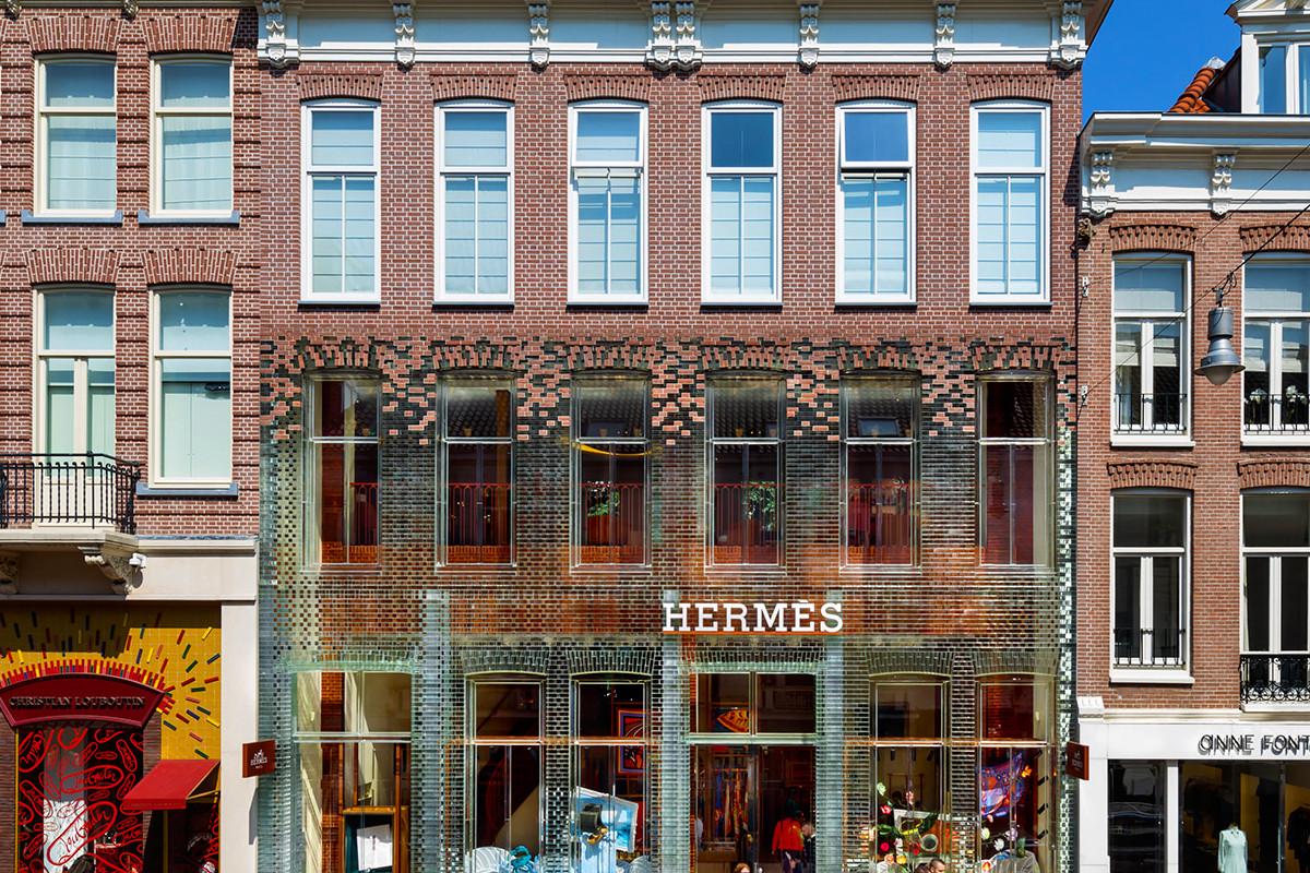 อิฐทั่วโลก : Crystal Houses | Brick House in Amsterdam