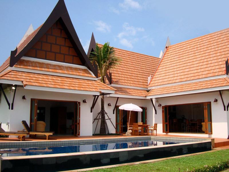 บ้านสไตล์ไทยประยุกต์ (Thai Oriental Style)