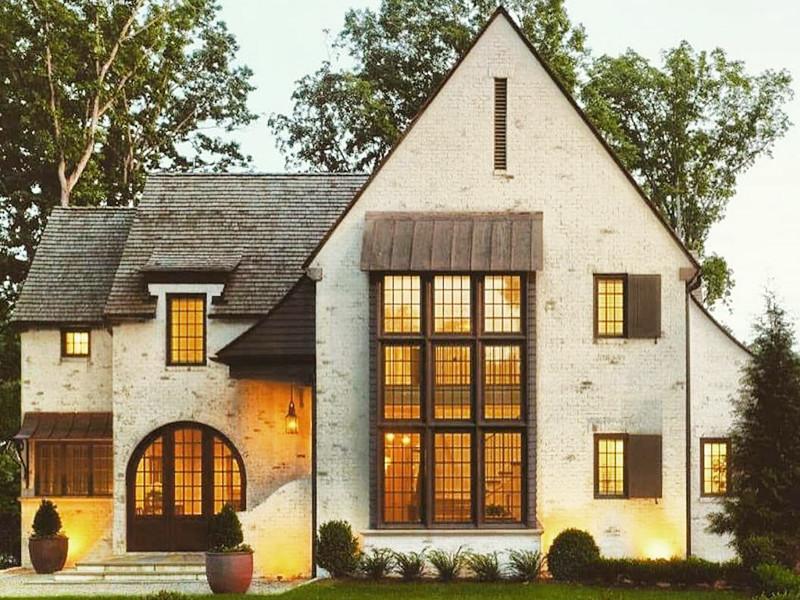 บ้านสไตล์ฟาร์มเฮ้าส์ (Farmhouse style)