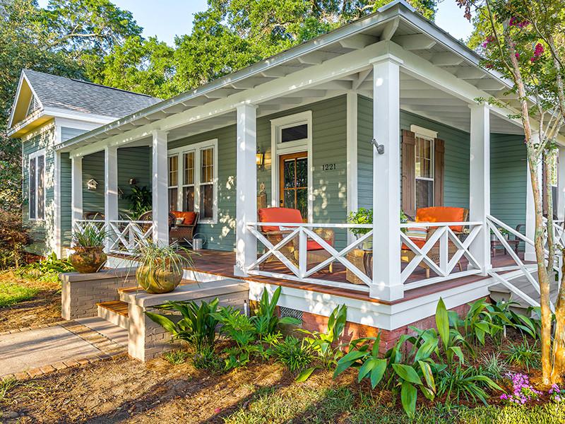 บ้านสไตล์คอจเทจ (Cottage Style)