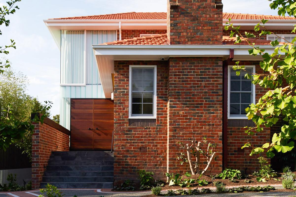 Three Parts House