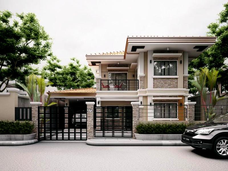 บ้านสไตล์ร่วมสมัย (Contemporary Style)