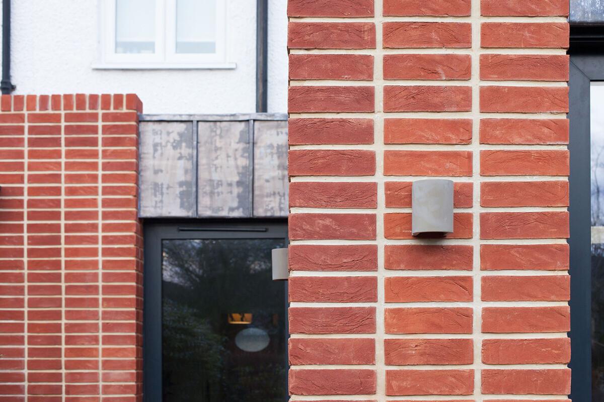 อิฐทั่วโลก : Hive House | Brick House in London
