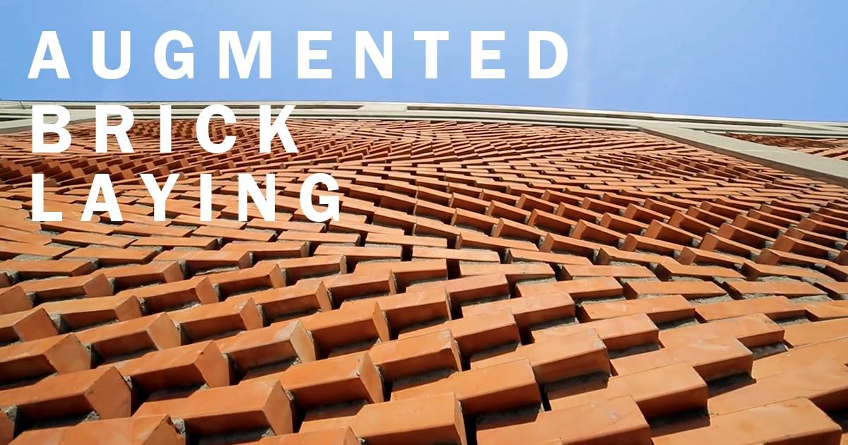 อิฐทั่วโลก : Augmented Bricklaying | The Kitrvs winery