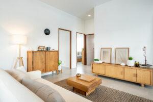 บ้านอิฐแดงทั้งหลัง สไตล์ญี่ปุ่นสุดมินิมอล ที่ Little House Pecan จ (11)