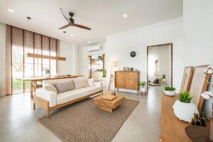 บ้านอิฐแดงทั้งหลัง สไตล์ญี่ปุ่นสุดมินิมอล ที่ Little House Pecan จ (12)