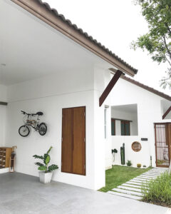 บ้านอิฐแดงทั้งหลัง สไตล์ญี่ปุ่นสุดมินิมอล ที่ Little House Pecan จ (14)
