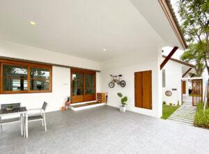 บ้านอิฐแดงทั้งหลัง สไตล์ญี่ปุ่นสุดมินิมอล ที่ Little House Pecan จ (4)
