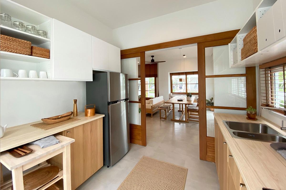บ้านอิฐแดงทั้งหลัง สไตล์ญี่ปุ่นสุดมินิมอล ที่ Little House Pecan จ (5)