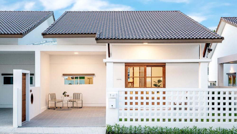 บ้านอิฐแดงทั้งหลัง สไตล์ญี่ปุ่นสุดมินิมอล ที่ Little House Pecan จ (8)