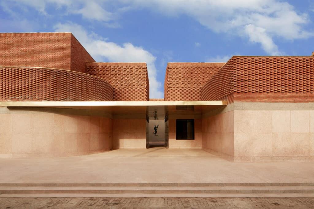 อิฐทั่วโลก : Musée Yves Saint Laurent Marrakech